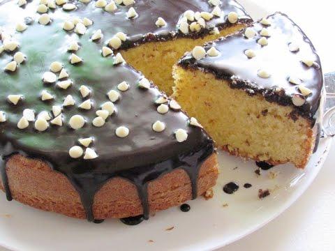 Orange Cake Recipe - How To Make Fresh Orange Cake - Cake Recipes - Easter Special | Nisa Homey