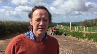 Rupert Lane Supports The Hillyfield Woodland Farm on Dartmoor #thehillyfield