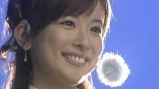 皆藤愛子<with仲間由紀恵> 天気予報篇(08)メイキングⅡH☆flv.