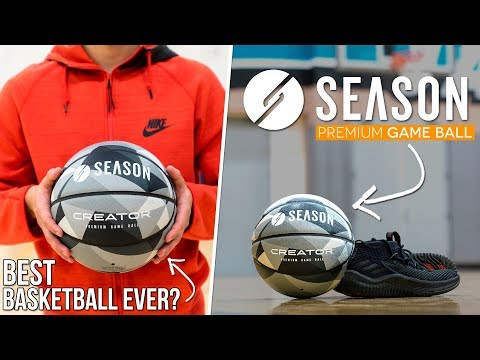 BEST BASKETBALL EVER? | Season Creator Premium Game Ball | Performance Review