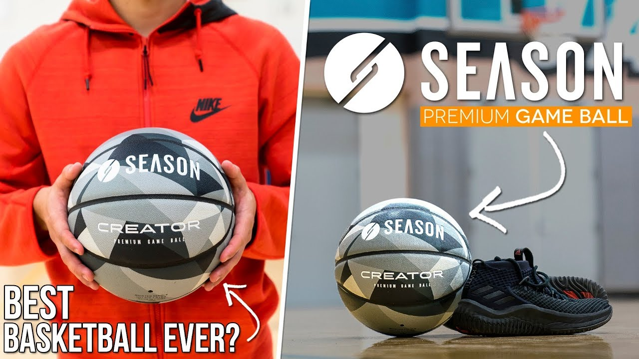best indoor basketball season creator premium game ball