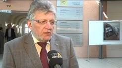 Mehr Sicherheit: das Amtsgericht Sonthofen rüstet mit ständigen Zugangskontrollen auf
