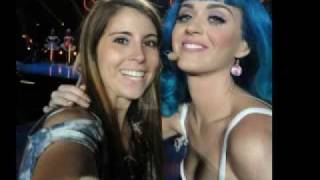 on stage with katy perry fan thank you video prudential center newark nj 06 19 11
