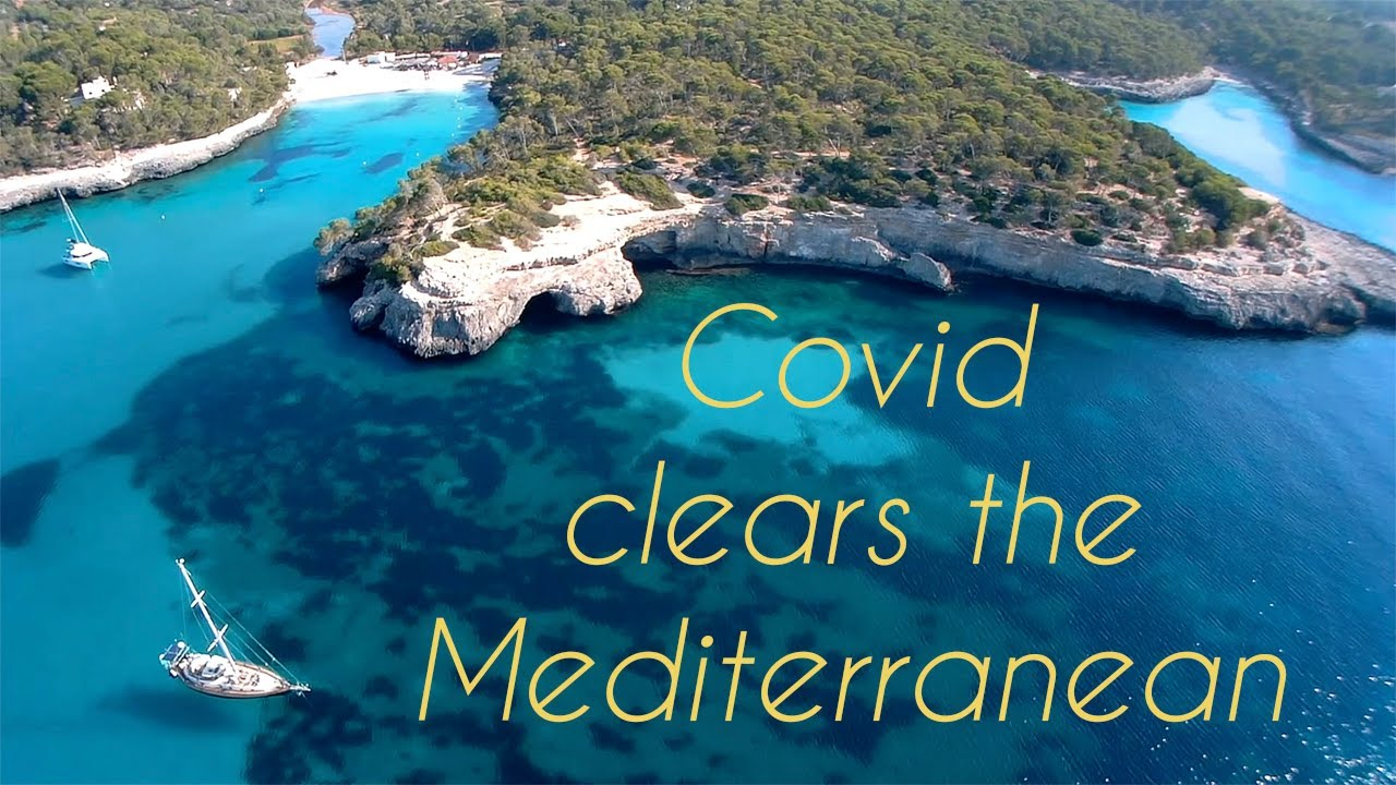 Ep22  |  Covid clears the Mediterranean