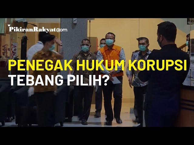 Menteri KKP Edhy Prabowo Ditangkap KPK, Pengamat Sebut Penegak Hukum Tebang Pilih Berantas Korupsi