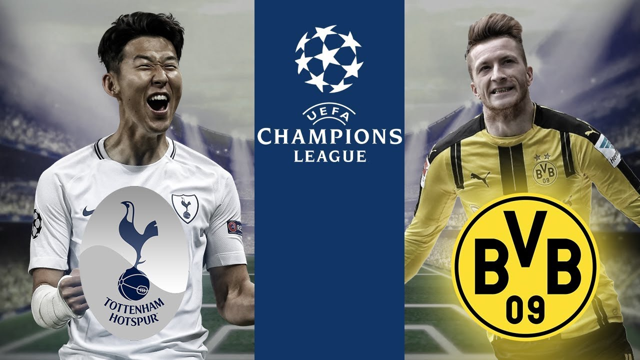 401d984755f Injury hit Borussia Dortmund VS Tottenham prepare for Champions League  match 2018 19