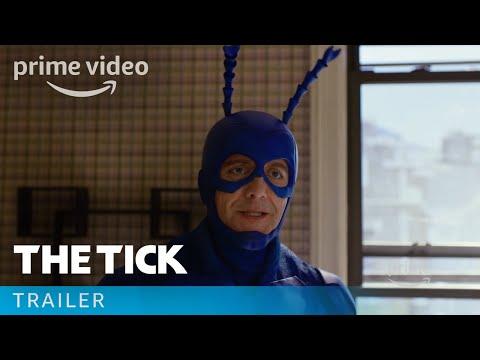 The Tick - Teaser Trailer: The Tick Returns February 2018 | Prime Video