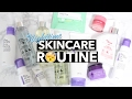 Get Unready With Me: 10 Step Korean Skincare Routine   Nighttime🌙