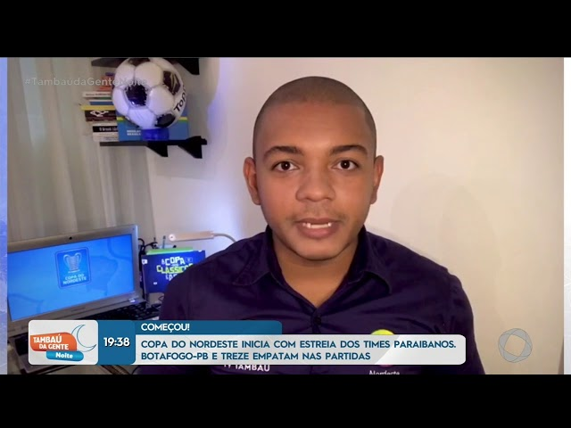 Tambaú da Gente Noite - Esporte - 01-03-2021