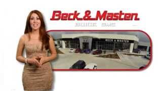 Certified Pre Owned Sale - Beck and Masten Buick GMC