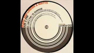 Marc van Linden & Matys -- AM 2 PM (Orginal Mix) 2004