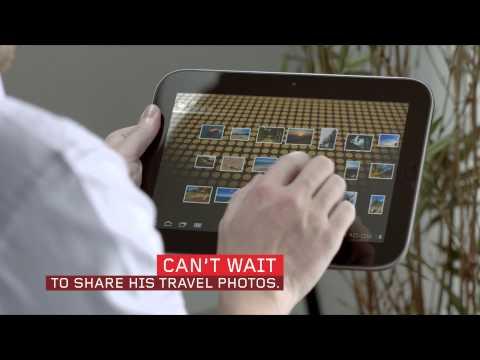Lenovo IdeaPad K1 Tablet Tour