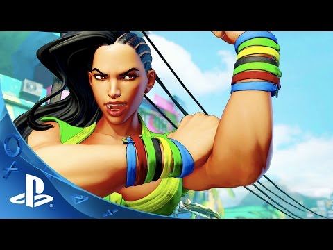 Street Fighter V - Cinematic Story Expansion Trailer | PS4