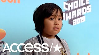 Ryan ToysReview: Inside The Life Of A 7-Year-Old YouTube Millionaire | Access
