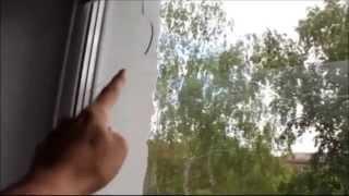 Ремонт стеклопакета своими руками - замена стекла в стеклопакете(, 2014-06-13T12:59:09.000Z)