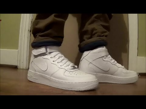Review: Nike Air Force 1