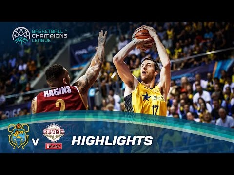 Iberostar Tenerife v Umana Reyer Venezia - Highlights - Basketball Champions League
