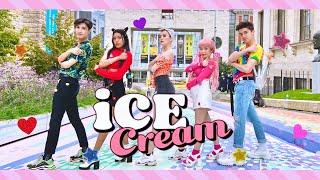 Download lagu [Kpop In Public] BLACKPINK - Ice Cream (with Selena Gomez) Dance Cover [EAST2WEST]