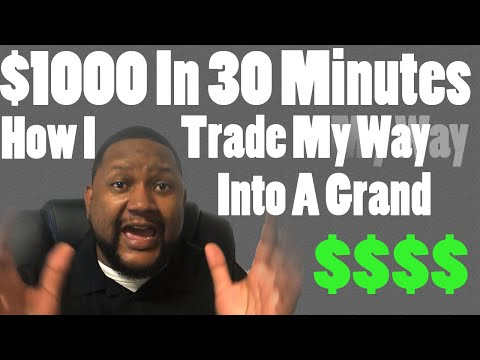 $1010-in-30-minutes-day-trading...-can-you-trade-it!