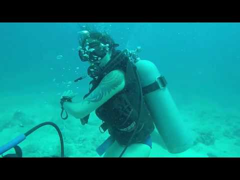 PADI Advanced Open Water - Underwater Navigation