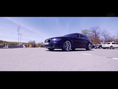 Тест-драйв от Давидыча Audi RS6 Avant