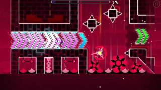 Epic 96% fail!!! Speed racer - Geometry Dash - darkuter