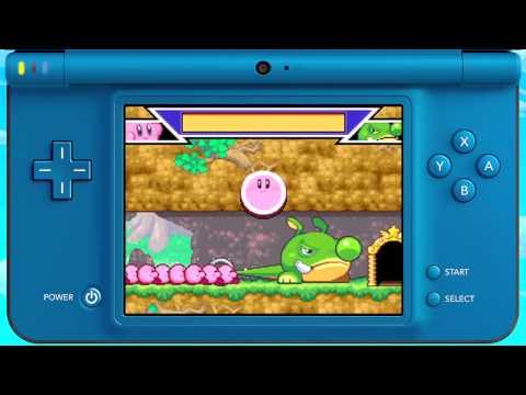 Kirby Mass Attack - Teaser Trailer (DS)