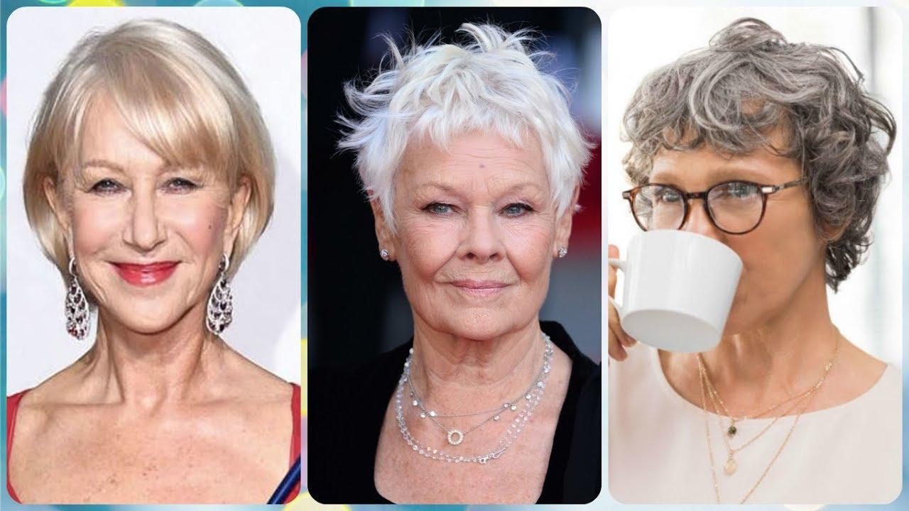 Explicación peinados que rejuvenecen a los 50 Colección De Consejos De Color De Pelo - Los peinados mas bonitos para señoras de 60 años con ...