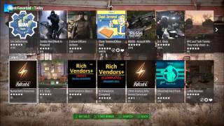 Fallout 4: How To Clear Mods on Xbox One