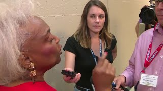 Local 10 confronts Broward elections supervisor about why it