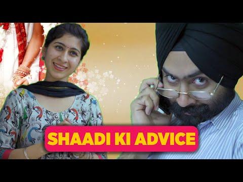 Shadi Ki Advice | Harshdeep Ahuja