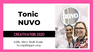 tonic NUVO DEMO Creativation 2020