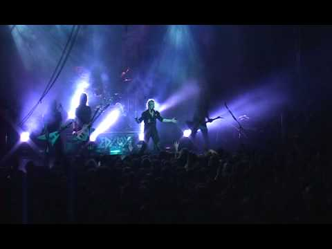 """EDGUY """"Pride of Creation"""" (2009.3.8, Moscow, Russia)"""