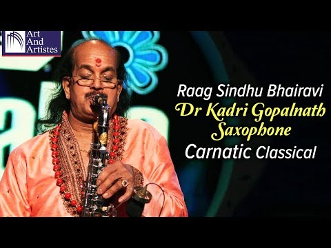 Dr Kadri Gopalnath Saxophone   Carnatic Classical   Instrumental   Idea Jalsa   Art And Artistes