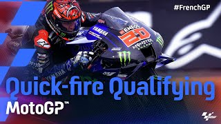 Quick-fire Qualifying | 2021 #FrenchGP