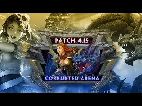 SMITE Patch 4.15   Corrupted Arena Patch Notes   Review