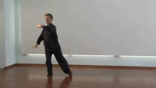 Yin Yang Bewegung im Integralen Yang-Stil - Andreas W Friedrich - www.taiji-online.de