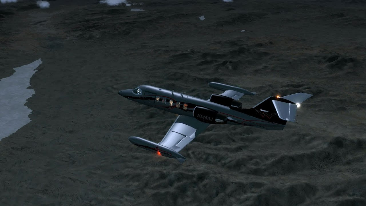 FSFX Packages - Lear35 Immersion For FSX & P3D