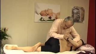demo of the lumbar roll 1