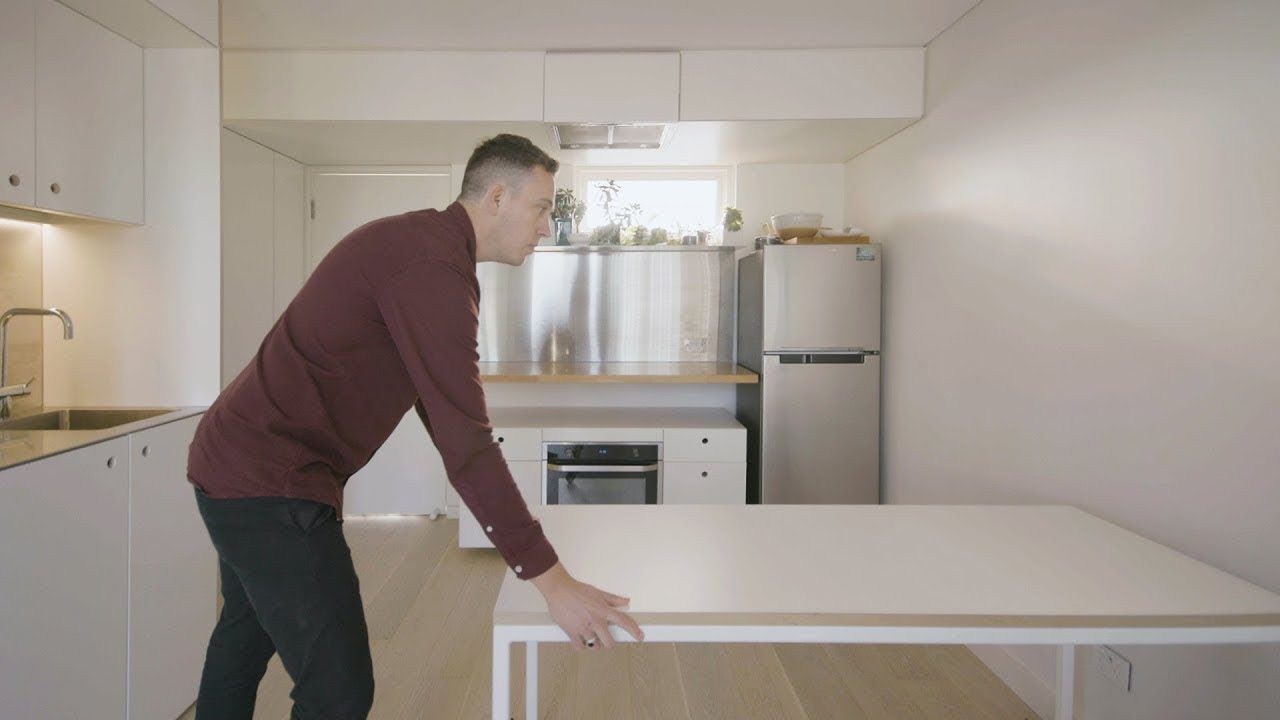 NEVER TOO SMALL ep.9 Micro Apartment Design 5S