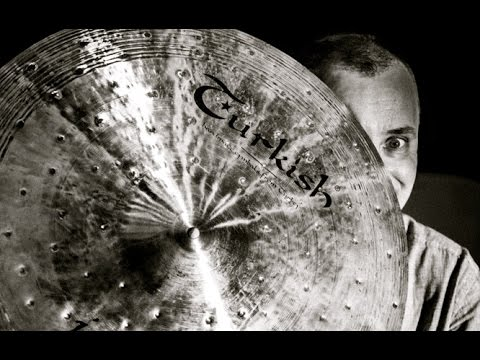"""Turkish Cymbals - Test Of Classic Ride 20""""."""