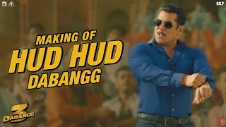 Dabangg 3: Making of Hud Hud Dabangg | Salman Khan | Prabhu Deva | 20th Dec'19