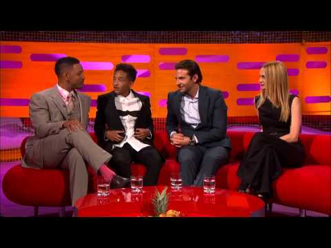Will Smith, Jaden Smith, Bradley Cooper, Heather Graham On Graham  May 24, 2013