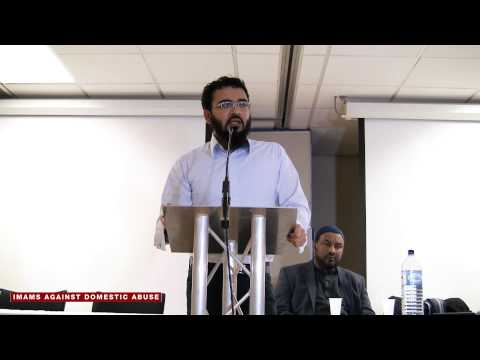 "IADA Conference PART 2: ""Oppression & Abuse - An Islamic Perspective"" by Shaykh Shafi Chowdhury"