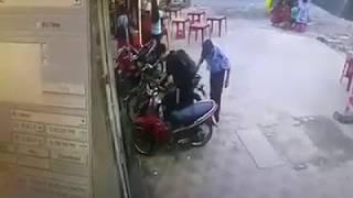 [ Cảnh giác ] Trộm xe Exciter tại Circle - Q.9
