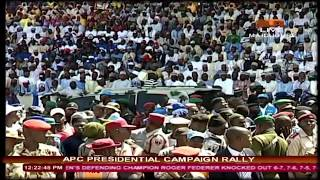 PDP Storm Lagos For Presidential Campaign Rally