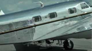 Lockheed Model 12 Electra Junior at Punta Gorda Airport