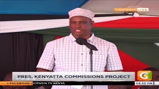 Commissioning of Lake Turkana wind power project