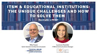 ITSM & Educational Institutions  The Unique Challenges and How To Solve Them