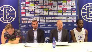 Espoo United - Kouvot Postgame 29.10.2017